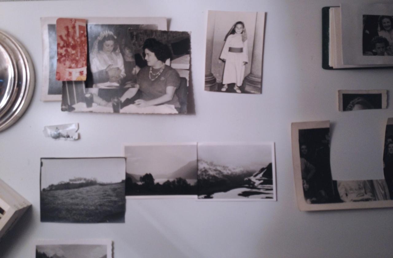 Cristina Mejías Album Familiar