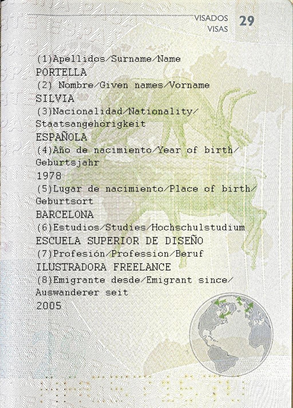 Cristina Mejias Herzlich Wilkommen