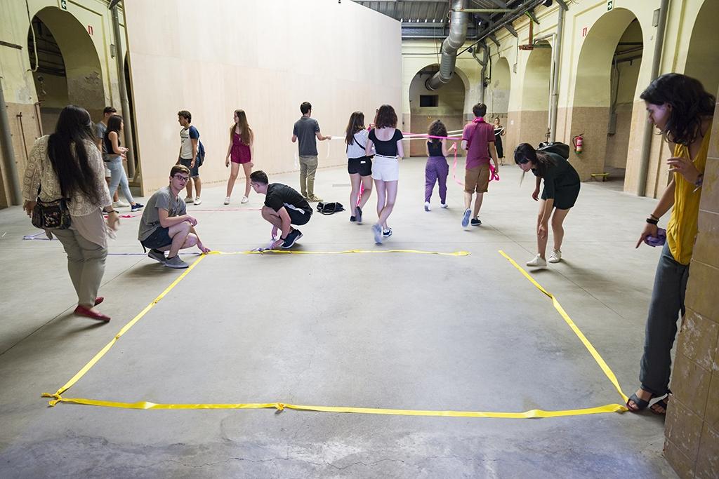 Cristina Mejias La casa del guarda | Tabacalera educa