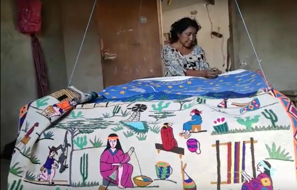 Cristina Mejías Tejer y contar